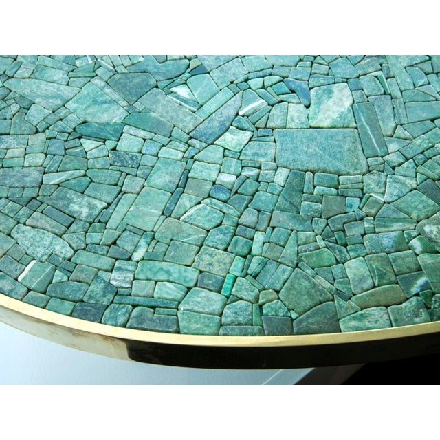 2010s Jade Coffee Table by Kam Tin, 2019 For Sale - Image 5 of 6