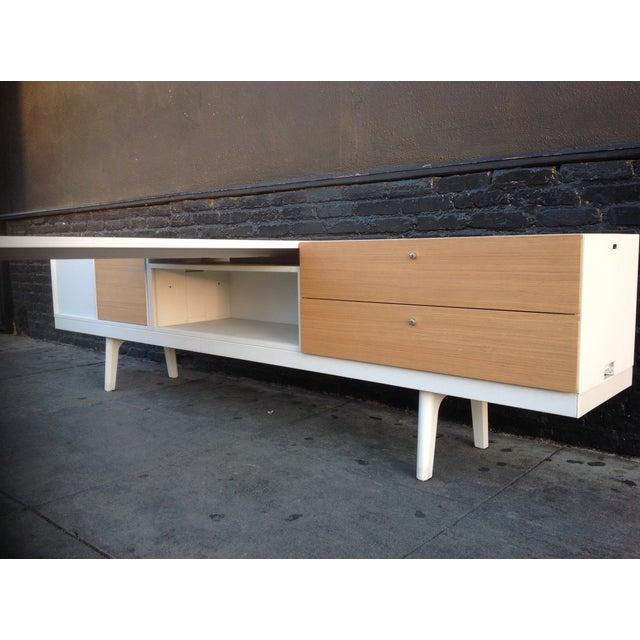 Vitra level 34 modular office desk chairish for Vitra home desk replica