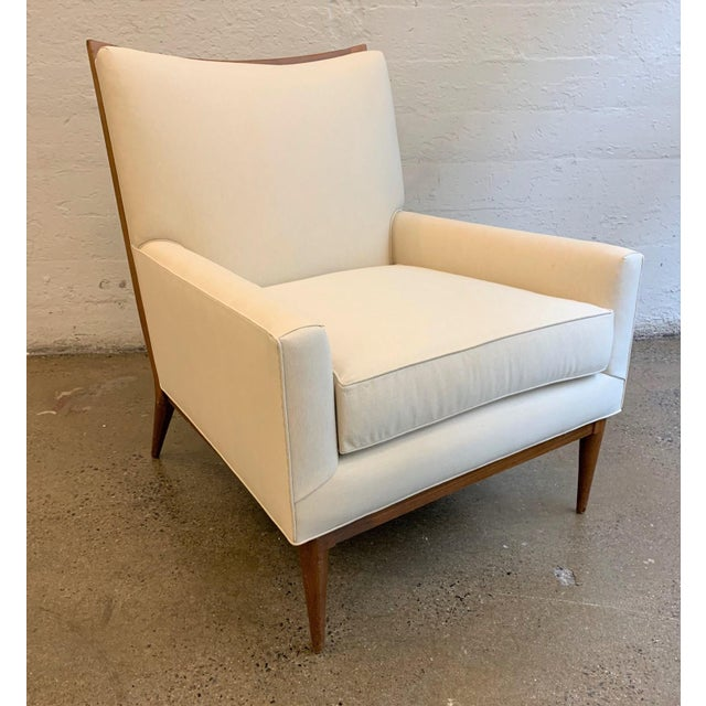 Textile Paul McCobb Lounge Chair For Sale - Image 7 of 7