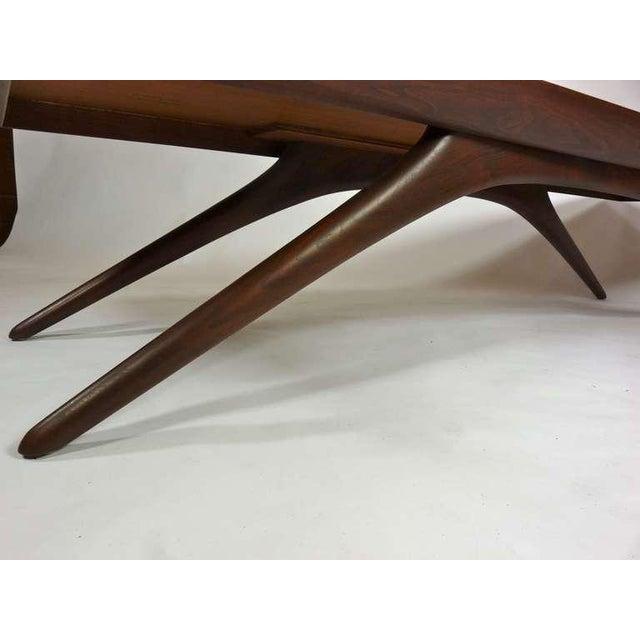 Vladimir Kagan Vladimir Kagan Coffee Table For Sale - Image 4 of 6