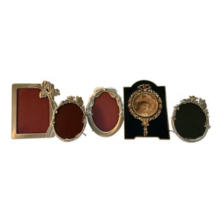 1990s Vintage Picture Frames - Set of 5 For Sale