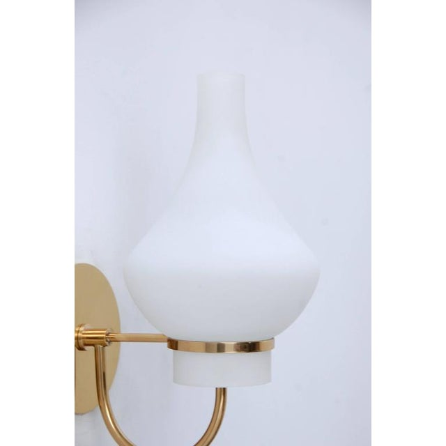 Modern Italian 1950s Sconces - Image 8 of 9