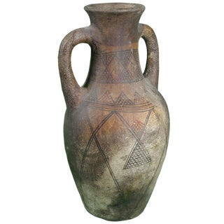 Moroccan Berber Water Jug For Sale