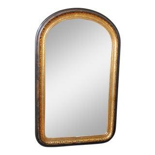 Victorian Gilt-Wood Mirror