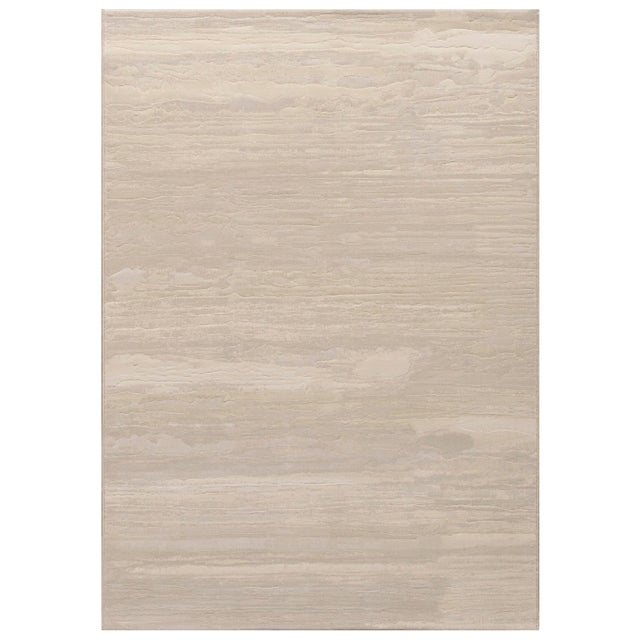 """Not Yet Made - Made To Order Stark Studio Rugs Salus Rug in Bone, 7'10"""" x 10'9"""" For Sale - Image 5 of 5"""