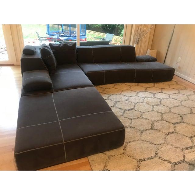 Bb Italia Bend Sofa By Patricia Urquiola Chairish
