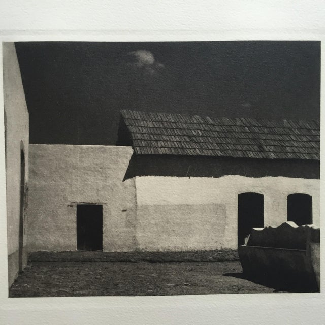 Paul Strand Attributed Photogravure Mexico, 1940s - Image 2 of 6