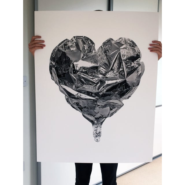 """Contemporary """"Cosmonaut"""" Drawing Large Limited Edition Print by Jack Verhaeg For Sale - Image 3 of 5"""