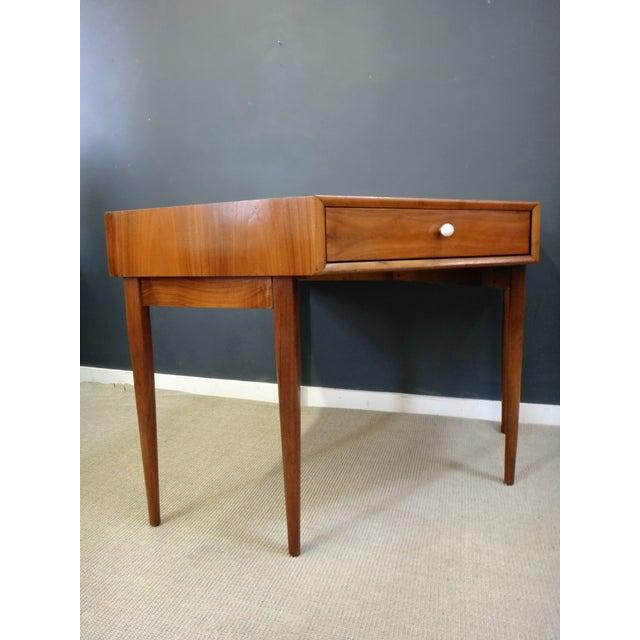 Mid-Century Modern Drexel Declaration Mid Century Corner Desk For Sale - Image 3 of 4