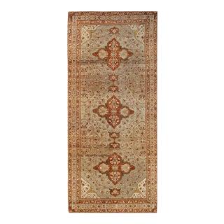Persian Farahan Design Area Rug For Sale