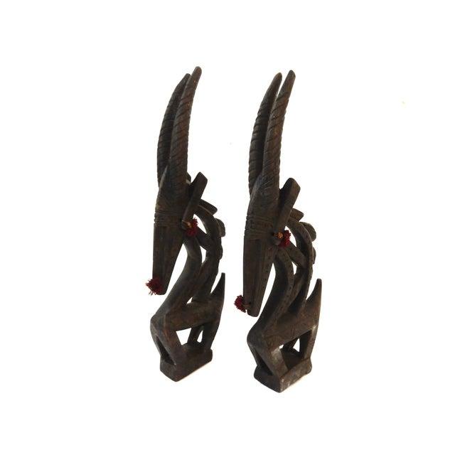 Bambara Chiwaras Male & Female Kids Masks - Pair - Image 2 of 6
