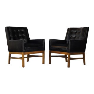 Mid Century Modern Club Chairs by Drexel - a Pair For Sale