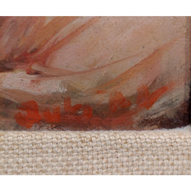 Paint Julian Ritter - Reclining Female Nude - Oil Painting For Sale - Image 7 of 10