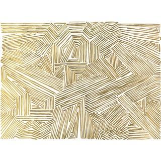 """""""Gold Deco"""" Original Painting"""