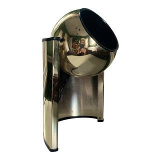 Post Modern Adjustable Brass Gumball Light For Sale