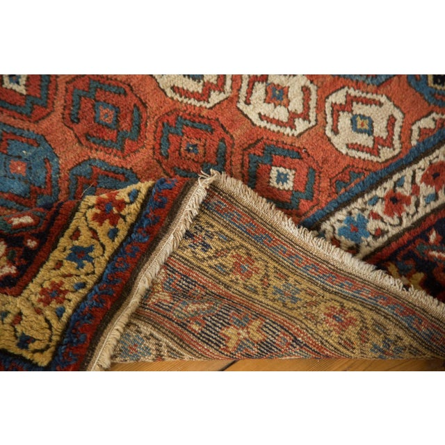 "Antique Caucasian Rug - 3'9"" X 6'11"" - Image 5 of 9"