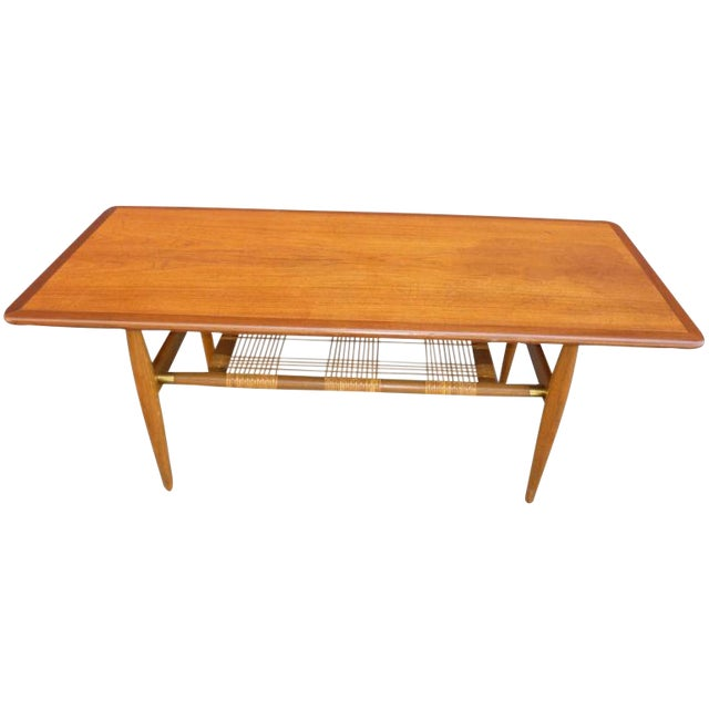 Hans Wegner Attributed Coffee Table For Sale