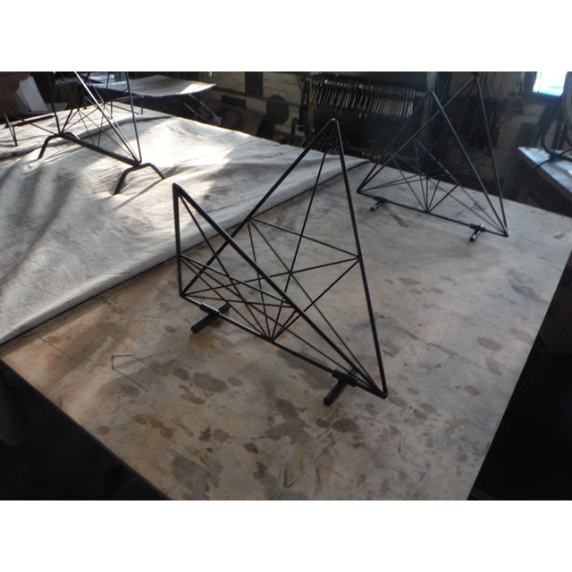 Industrial Industrial Magazine Stand For Sale - Image 3 of 5