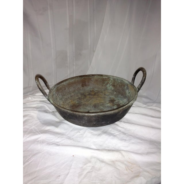 19th Century Ceylonese Basin Pot For Sale - Image 4 of 10