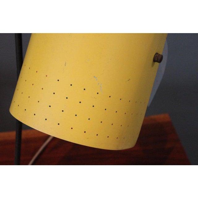 Lester Geis T-5-G Lamp for Heifetz, 1951 For Sale - Image 10 of 11