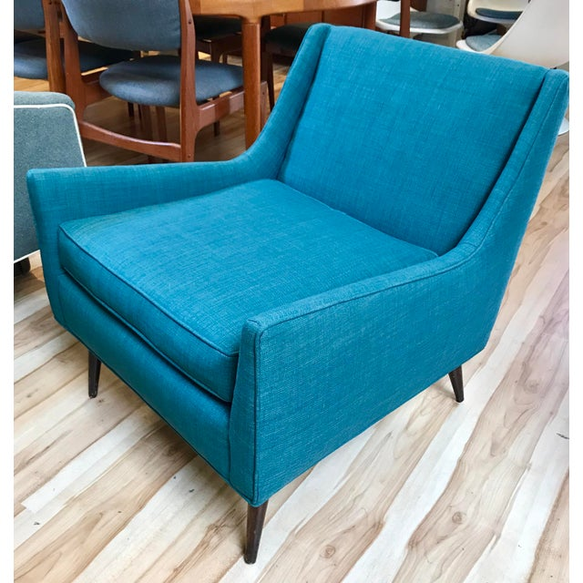 Mid-Century Modern 1950s Mid-Century Modern Paul McCobb Lounge Chair For Sale - Image 3 of 9