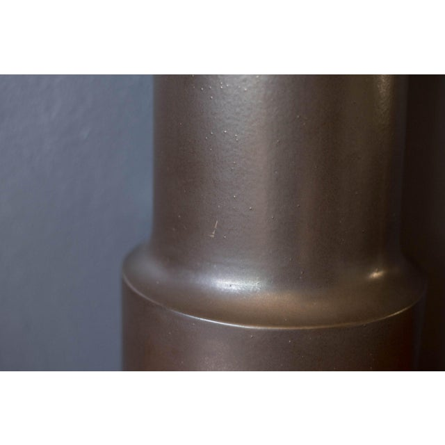 Brown Mid-Century Modern Martz for Marshall Studios Table Lamp For Sale - Image 8 of 11