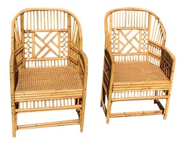 Image of Asian Side Chairs