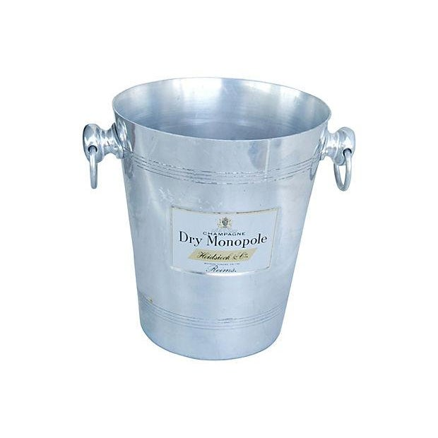 Vintage French 'Dry Monopole Champagne' Ice Bucket - Image 1 of 6