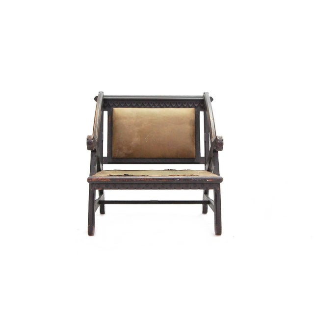 Late 19th Century Lounge Chair Designed by H. H. Richardson For Sale - Image 5 of 12