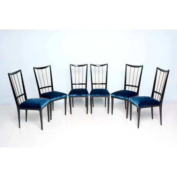 1950s Mid-Century Modern Eugenio Escudero Dining Set - 3 Pieces For Sale - Image 9 of 10
