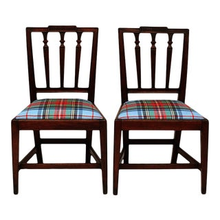 Pair of Federal Style Side Chairs