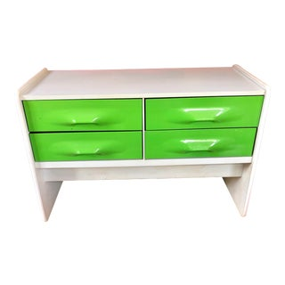 1970s Space Age Modern Treco Lowboy For Sale