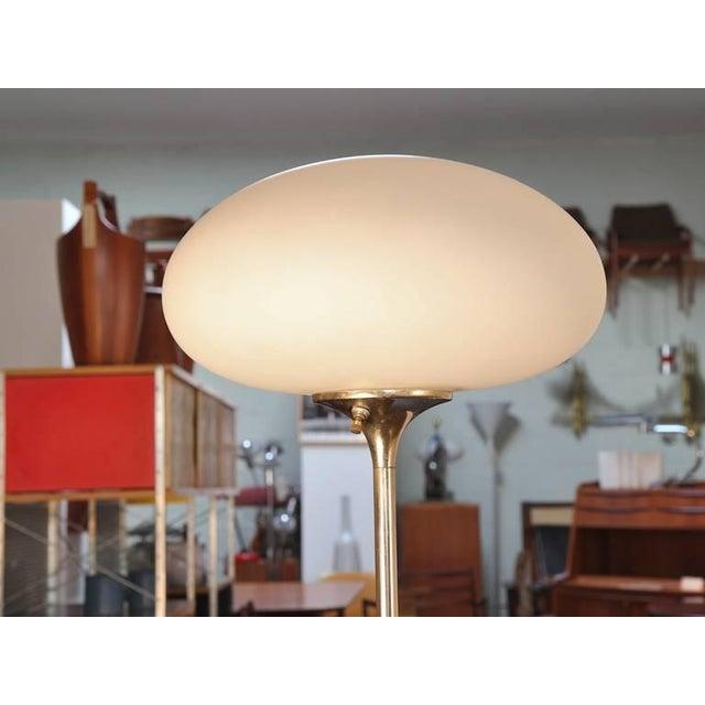 Laurel Lamp Company Laurel Mushroom Floor Lamp For Sale - Image 4 of 5