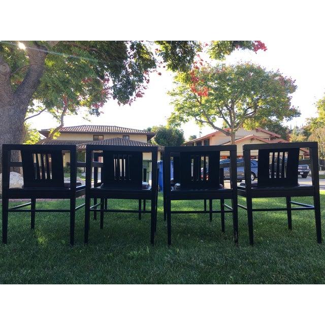 Stendig Italian Stiletto Armchairs - Set of 6 - Image 3 of 9