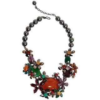 Philippe Ferrandis Opera Necklace For Sale
