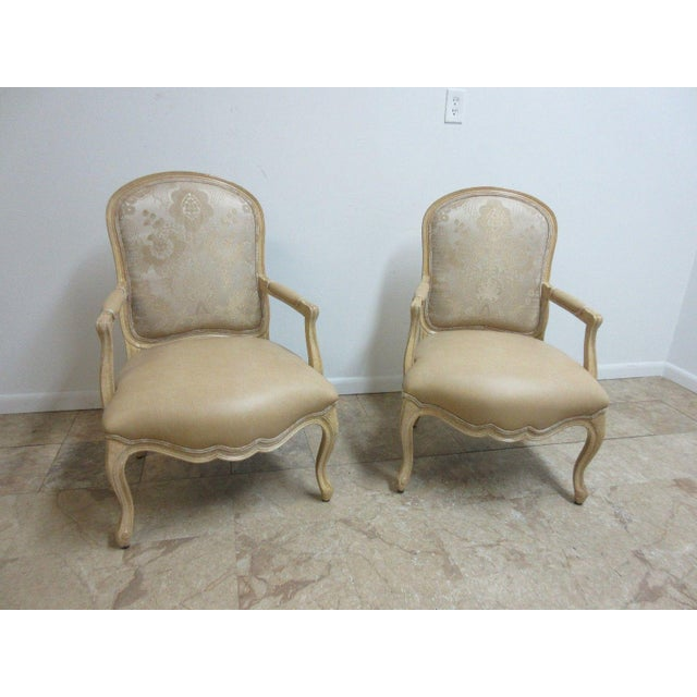 See matching chairs in our ebay store. Measurements ( l x w x h)21 x 25.25 X 39.25 Seat height 18 arm height 25.5. Great...