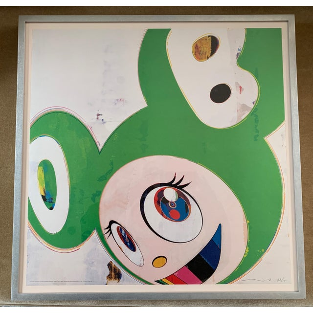 """Takashi Murakami """"And Then, and Then and Then and Then/ Green Truth"""" Print, 2006 For Sale - Image 4 of 4"""