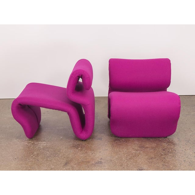 Sculpting Etcetera Chairs by Jan Ekselius - A Pair For Sale - Image 7 of 10