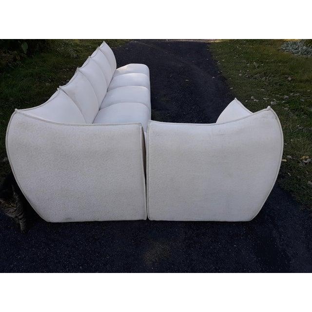 Mario Bellini Mario Bellini for B&b Italia Le Bambole 6 Piece Sectional Sofa For Sale - Image 4 of 13