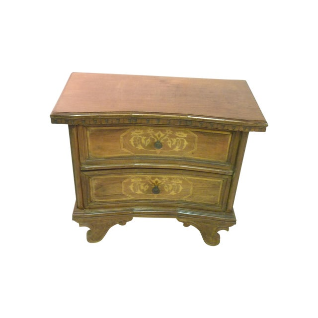 Small Italian Inlay Chest - Image 1 of 3