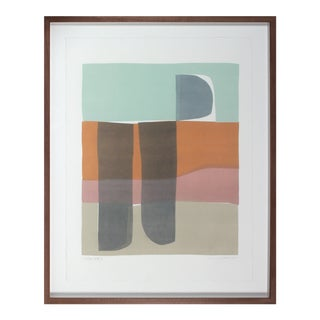 Canyon Lands III 2019 Monotype For Sale