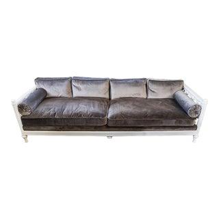 Vintage Mid Century Henredon Sofa For Sale
