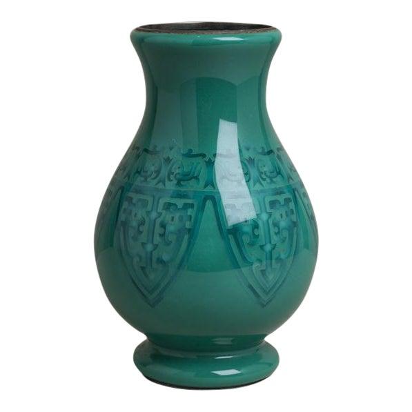 Incredible A Large Japanese Cloisonn Enamel Vase By Ando Circa