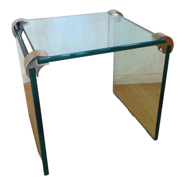 Vintage Pace Corner Table - Image 1 of 6