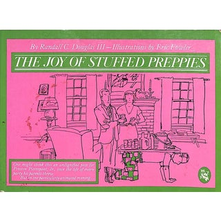 The Joy of Stuffed Preppies For Sale