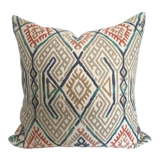 Turkish Kilim Rug Style Pillow Cover