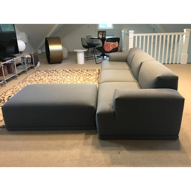 Muuto Connect Modern Sectional Sofa Chairish