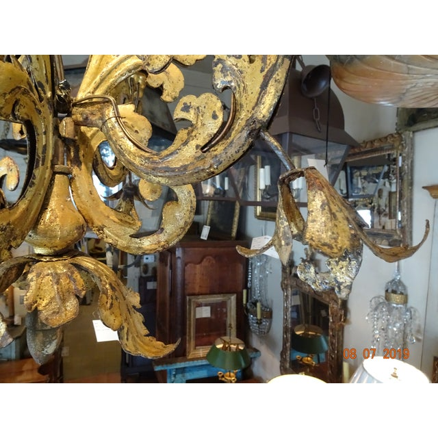 17th Century Venetian Chandelier For Sale In New Orleans - Image 6 of 12