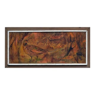 Mid Century Modern Pheasant For Sale