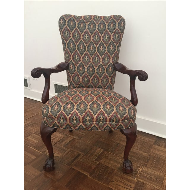 Colonial Reproduction Ball Claw Style Chair - Image 2 of 6